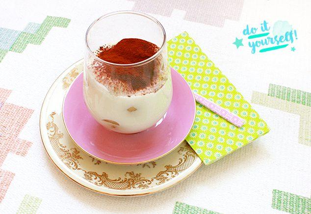 Rezept Tiramisu ohne Ei