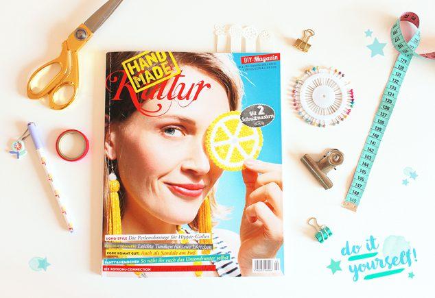 REVIEW Handmadekultur-Magazin