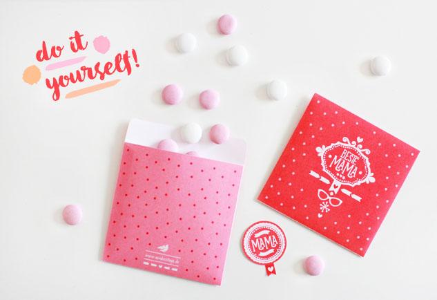 DIY Geschenktüte zum Muttertag